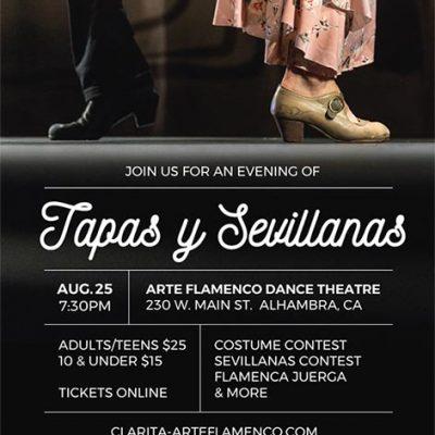 Tapas & Sevillanas